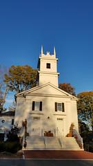 First Church of Christ, Congregational (grinnin1110) Tags: unitedstatesofamerica crosshwy connecticut northamerica town firstchurchofchristcongregational redding usa ct fairfieldcounty unitedstates us