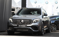 GLC 63 AMG. (Tom Daem) Tags: glc 63 amg knokke zoute gp grand prix 2017