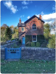Aqueduct House - Peak Forrest Canal - Marple (hussey411) Tags: