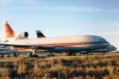 Retired L1011s (Gerry Rudman) Tags: trans world airlines lockheed l1011 tristar twa kingman arizona n81028