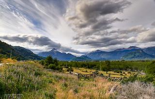 Campos de Mañihuales - Aysen (Patagonia Chile)