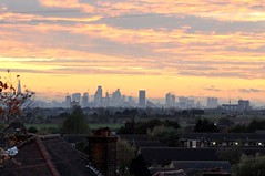 'London Town' (SONICA Photography) Tags: london londres londra sky skyline sonica sonneuntergang city cityscape sunset