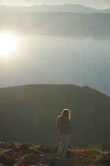 Transcendental experience (Ljatko) Tags: transcendental landscape sun mist fog view mouintains reflection nature