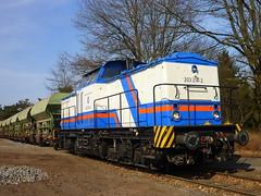 203 214-2 by dzubi007 - Paderborn-Sennelager 27.03.2013