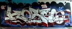 graffiti amsterdam (wojofoto) Tags: amsterdam graffiti streetart nederland netherland holland hof halloffame amsterdamsebrug flevopark wojofoto wolfgangjosten
