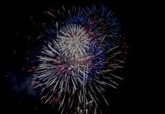 Star burst (David Feuerhelm) Tags: colour fireworks nikkor contrast outdoors nikon d750 nikkor2470mmf28