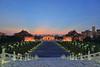 IMG_3046-3048_HDR (Ethene Lin) Tags: 中正紀念堂 自由廣場 國家音樂廳 國家戲劇院 晚霞 霞光