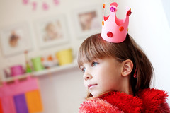 Little princess (mommymundoxyz) Tags: accessory adorable beautiful birthday child childhood costume craft crown cute daughter decoration elementary festive fun game girl handmade head home homemade human indoors kid lifestyle paper party person pink playing portrait preschooler princess queen room small youth
