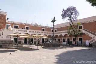 Plaza de artistas