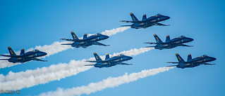 Blue Angels - Huntington Beach