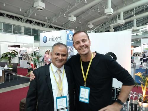 David Normando e Marcos Janson