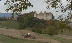 château de Champvent (Matthieu Valentin) Tags: champvent château vaud orbe suisse agriculture