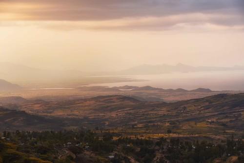 Lake Chamu, Sth Ethiopia