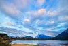 Sunset at Vermilion Lakes (Georgi Marinov) Tags: banff jasper nationalparks sunsets nature landscapes vermilionlakes lake canoneosm3 canonefm1122