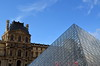 Old & New [Paris - 27 March 2016] (Doc. Ing.) Tags: 2016 paris france louvre museedulouvre glass pyramid building architecture
