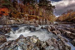The Linn Of Tummel, Pitlochry, Scotland. (Gary Alexander's Landscape Photography) Tags: the landscape linn tummel pitlochry scotland perthshire angle absolutelystunningscapes atmosphere art atmospheric canon colour color cloud clouds colourful colorful dramatic darkness deep dark density exposure edit explore europe f4 filter flickrsbest f11 grass green autumn beautiful impressedbeauty inspiredbylove glen hyperfocal thephotographyblog weather horizon iso october burn stream l lens land light location long lines leading landscapes lenses line lee flickr flickrtravelaward moody amazing movement awesome