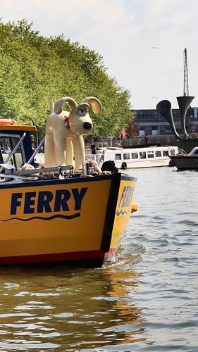 Gromit's ferry