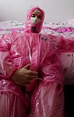 pvc rainsuit rainwear (coatrPL) Tags: raincoat rainwear rainsuit raincape rainjacket pvc pcv plastic shiny płaszcz płaszczyk przeciwdeszczowe fetish