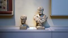 Lullingstone portrait busts