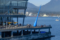 The Drop (luke.me.up) Tags: nikon d850 coalharbour vancouver art publicart