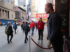 Wax Boris Karloff - 42nd St Frankenstein 2017 NYC 3187 (Brechtbug) Tags: halloween wax frankenstein 42nd street 2017 nyc museum boris karloff frankensteins monster outdoors new york city sidewalks front madame tussauds 10312017 vampire vamp vampyr vampires creature night nosferatu scary horror terror fright transylvania actor film movie spooky star friend ed wood profile bram stoker formal wear mcdonalds arches sign tourist pedestrian