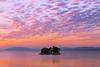 sunset 0578 (junjiaoyama) Tags: japan sunset sky light cloud weather landscape purple pink contrast colour bright lake island water nature fall autumn