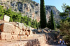 The stadium at Delphi (ika_pol) Tags: unesco unescogreece worldheritage greece delphi antiquity ancient ancientgreece ancientruins geotagged parnassusmountains
