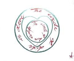 The circle of Life & Love by White Angel DSCF4614 (Angel & Jacob) Tags: angel whiteangel lettering letteringart quotation quotes personalquote citazioni citazionipersonali citazione typos calligrafia calligraphy letters lettere scrittura scripta manent ciclo cicli ciclico cyclic cycle conceptual concettuale conceptuel conceptualart conceptualimage conceptphotos heart cuore typhography