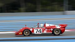FERRARI 512 S 1970 (#1004) (Y7Photograφ) Tags: castellet paul ricard httt 10000 tours nikon racing motorsport endurance ferrari 512 1970