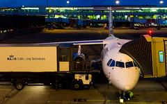 British Aerospace Avro RJ85 EI-RJO Cityjet (William Musculus) Tags: cockpit amsterdam schiphol airport eham ams bae 146 william musculus