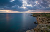 Fontane Bianche 2 - Sicily 2017 (scamart1st) Tags: fontane bianche sicily east nikon d750 24120 nd1000 10 stop filter sea meditteranean med blue longexposure