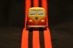 Vivid Orange VW - Smile on Saturday (katy1279) Tags: smileonsaturday vividorange vwbus vwcamper vwcampervan splitty vdub
