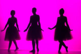 Preparadas para bailar - Ready to dance