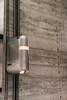old school sci fi elevator (CamOnPictures) Tags: 2017 aufzug mercedesbenzmuseum elevator sepia old school retro sci fi design architectur