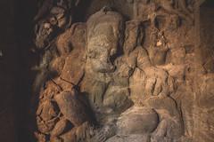 Mumbai - Bombay - Elephanta Island caves-8