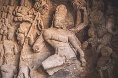 Mumbai - Bombay - Elephanta Island caves-6