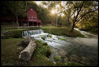 Hodgson Water Mill - No. 3