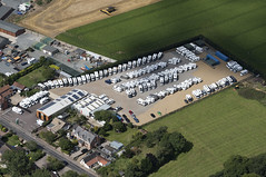 Becks Motorhomes in Rollesby- aerial uk (John D Fielding) Tags: becksmotorhomes rollesby norfolk motorhomes aerial britainfromabove britainfromtheair hirez hires highresolution hidef highdefinition viewfromplane droneview aerialimage aerialphotography aerialimagesuk aerialphotograph aerialview d810