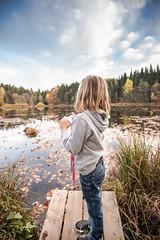 Photowalk with my daughter :) (em-si) Tags: austria österreich carinthia kärnten lake see nikond800 photowalk nikon1635 tauernteich
