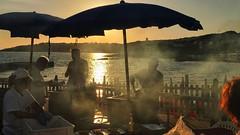 Festa del pesce di Castiglioncello (Luna y Valencia) Tags: livorno tramonto castiglioncello sunset festa pesce