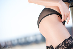 DSC_7313 (Robin Huang 35) Tags: 黃艾比 abbie 彰濱廢墟 彰化 廢墟 內衣 underwear jkf 人像 portrait lady girl nikon d810