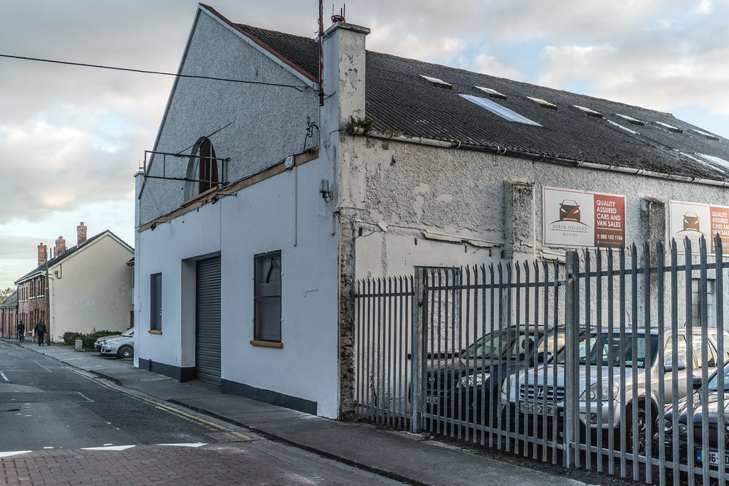 NORTH CIRCULAR ROAD DUBLIN [OCTOBER 2017]-133476