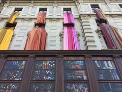 Fashion week Milano (Claudio e Lucia Images around the world) Tags: colors colori altamoda moda week tissue piazzascala scala fashion milano