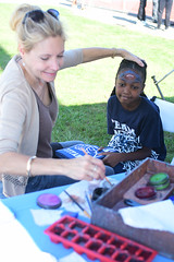 wchc104 (westminster.college) Tags: westminstercollegepa westminsterhomecoming 2017homecoming facepainting homecoming2017