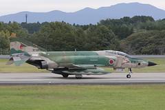 McDonnell-Douglas RF-4EJ Kai 57-6912 '912' 501 Hikotai (Mark McEwan) Tags: mcdonnelldouglas f4 rf4ejkai phantom spook 576912 501hikotai reconnaissance recce jasdf japan japanairselfdefenseforce military aviation aircraft airplane