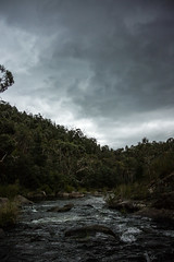 Cotter River Storm (~Jek~) Tags: aus australia australiancapitalterritory canberra cotterriver geo:lat=3533748346 geo:lon=14889403582 geotagged storm stormclouds stormoverriver freshwater watersupply cotter clouds weather stormyweather