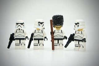 LEGO Stormtrooper Royal Guard