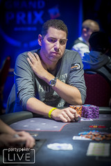 D8A_6702 (partypoker) Tags: partypoker live grand prix vienna austria montesino main event day 2