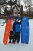 The Kids And Their Sleds (Joe Shlabotnik) Tags: sledding sleds snow violet foresthills 2017 winter queens january2017 everett foresthillsgardens afsdxvrzoomnikkor18105mmf3556ged