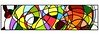 The Four Seasons (KING JOHN 1) Tags: winter summer autumn fall seasons fourseasons abstract jak johnking pastel painting